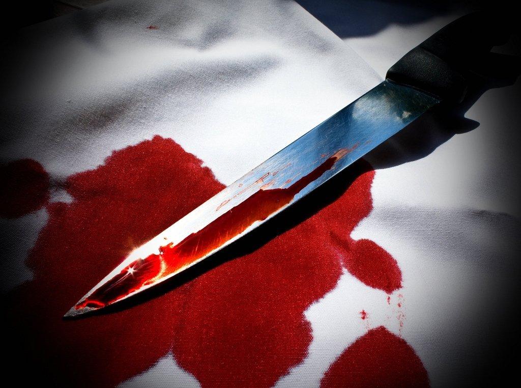 samouszkodzenia knife blood