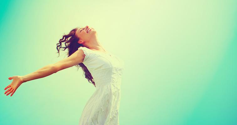 Radość życia i optymizm radosc zycia optymizm
